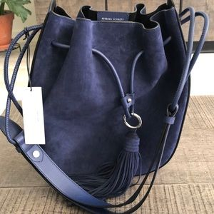 NWT Rebecca Minkoff Lulu Shoulder Bag in Twilight